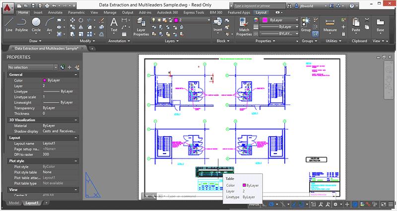 Скачать AutoCAD LT 2015 Бесплатная демо-версия Autodesk.