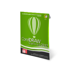 CorelDRAW Graphics Suite 2017 32&64bit + Collection