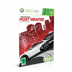 Need For Speed Most Wanted a Criterion Game  XBOX 360