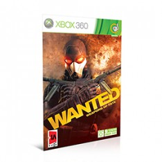 Wanted Weapons Of Fate XBOX 360…