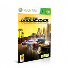 Need For Speed Undercover Asli XBOX 360