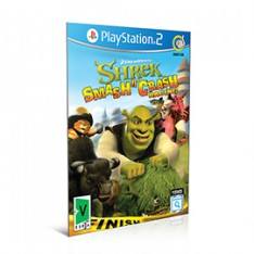 Shrek Smash Crash Racing