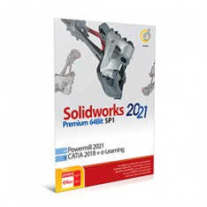 SolidWorks Premium 2021 SP1 +…