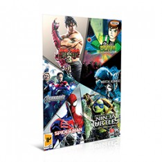 Fight Games Collection…